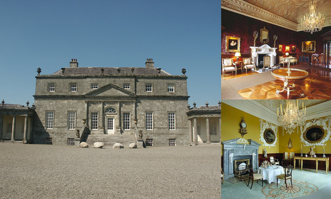 Russborough house  blessington