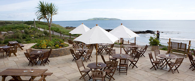 The Signal Restaurant At Waterside House Hotel Donabate On Beach Co Dublin