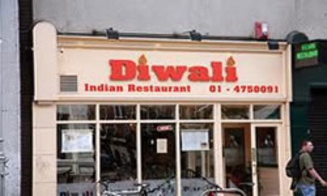 Diwali indian restaurant georges street in dublin city for Indian city restaurant