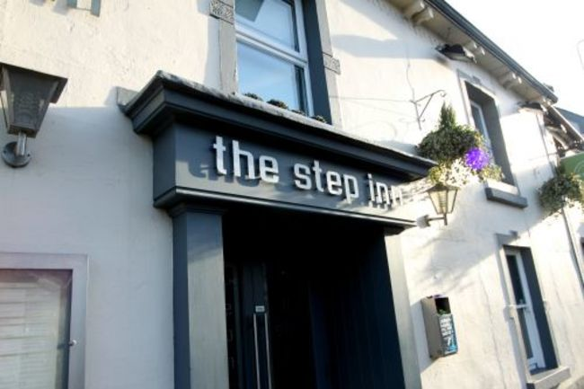 The step inn