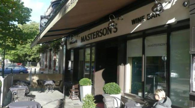 Mastersons steakhouse